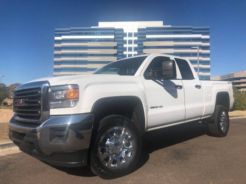 2015 GMC Sierra 2500HD for sale at Day & Night Truck Sales in Tempe AZ