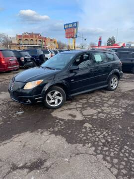 2007 Pontiac Vibe for sale at Big Bills in Milwaukee WI