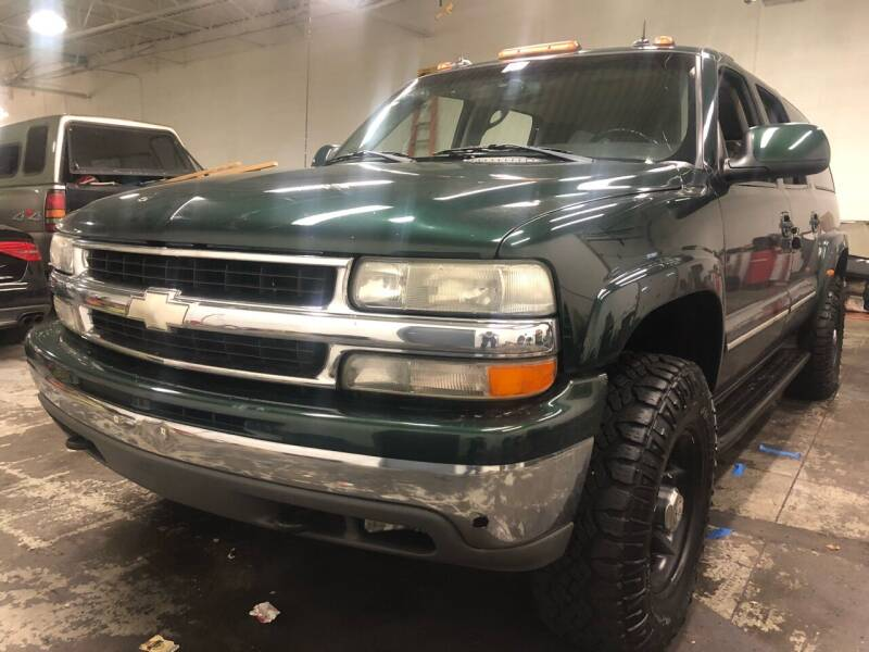 2003 Chevrolet Suburban for sale at Paley Auto Group in Columbus OH