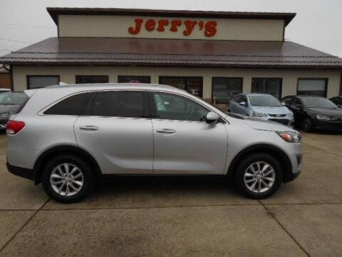 2016 Kia Sorento for sale at Jerry's Auto Mart in Uhrichsville OH