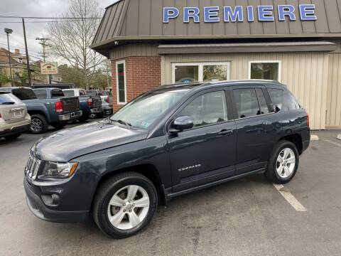 2014 Jeep Compass for sale at Premiere Auto Sales in Washington PA