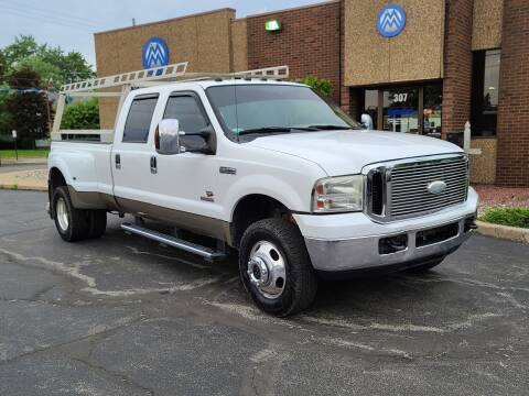 2006 Ford F-350 Super Duty for sale at Mighty Motors in Adrian MI