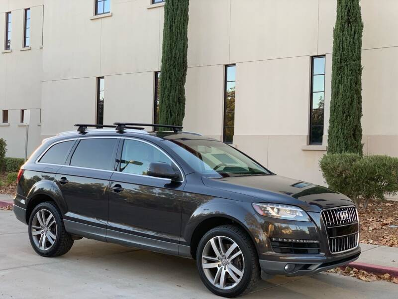 2011 Audi Q7 for sale at Auto King in Roseville CA