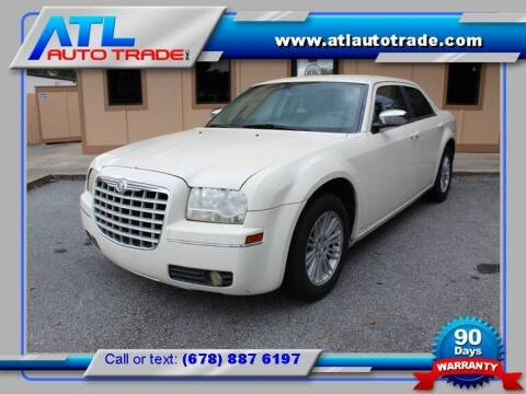 2010 Chrysler 300 for sale at ATL Auto Trade, Inc. in Stone Mountain GA