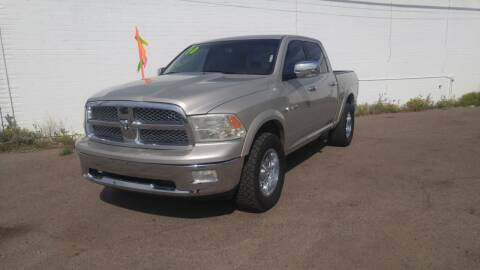 2010 Dodge Ram Pickup 1500 for sale at Advantage Auto Motorsports in Phoenix AZ