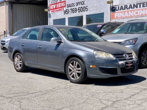 2007 Volkswagen Jetta for sale at Auto Source in Banning CA