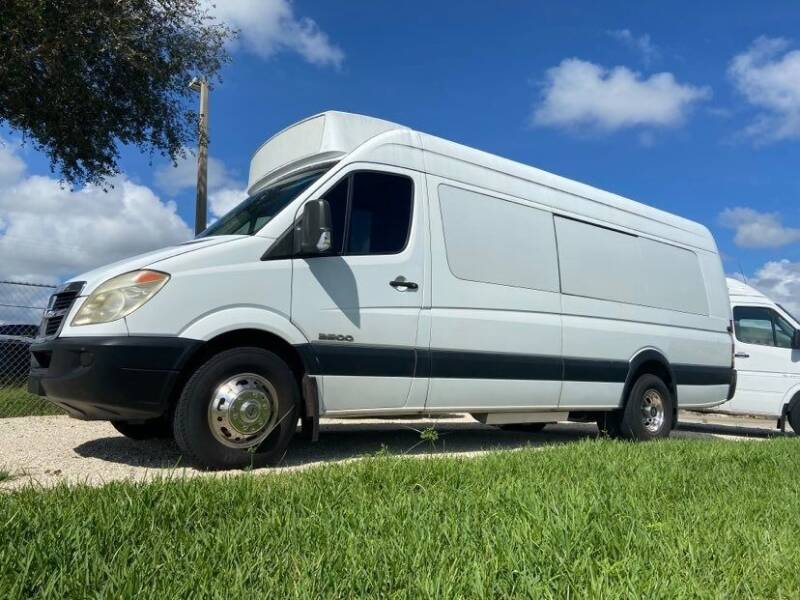 2007 Dodge Sprinter 3500 Bus for sale at AUTO CARE CENTER INC in Fort Pierce FL