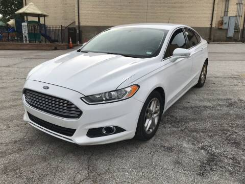 2013 Ford Fusion for sale at Best Deal Auto Sales in Saint Charles MO