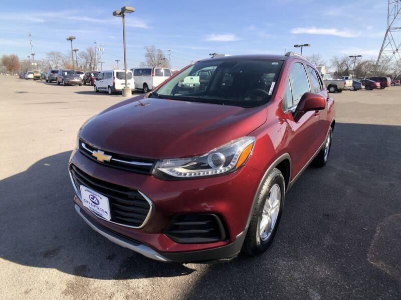 2017 Chevrolet Trax for sale at Spuds City Auto in Murfreesboro TN