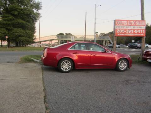 2012 Cadillac CTS for sale at Colvin Auto Sales in Tuscaloosa AL