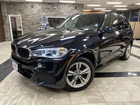 2014 BMW X5 for sale at Sonias Auto Sales in Worcester MA