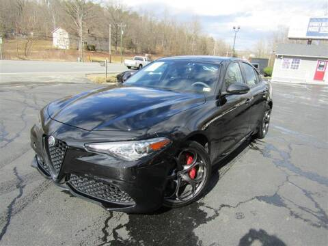 2018 Alfa Romeo Giulia for sale at Guarantee Automaxx in Stafford VA