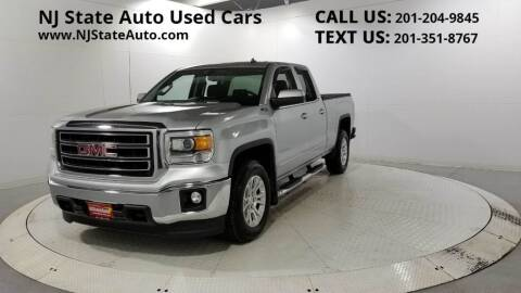 2014 GMC Sierra 1500 for sale at NJ State Auto Auction in Jersey City NJ