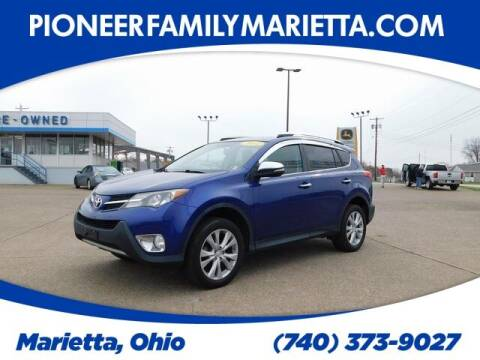 2014 Toyota RAV4 for sale at Pioneer Family preowned autos in Williamstown WV