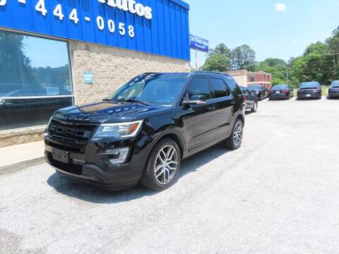 2016 Ford Explorer for sale at Southern Auto Solutions - 1st Choice Autos in Marietta GA