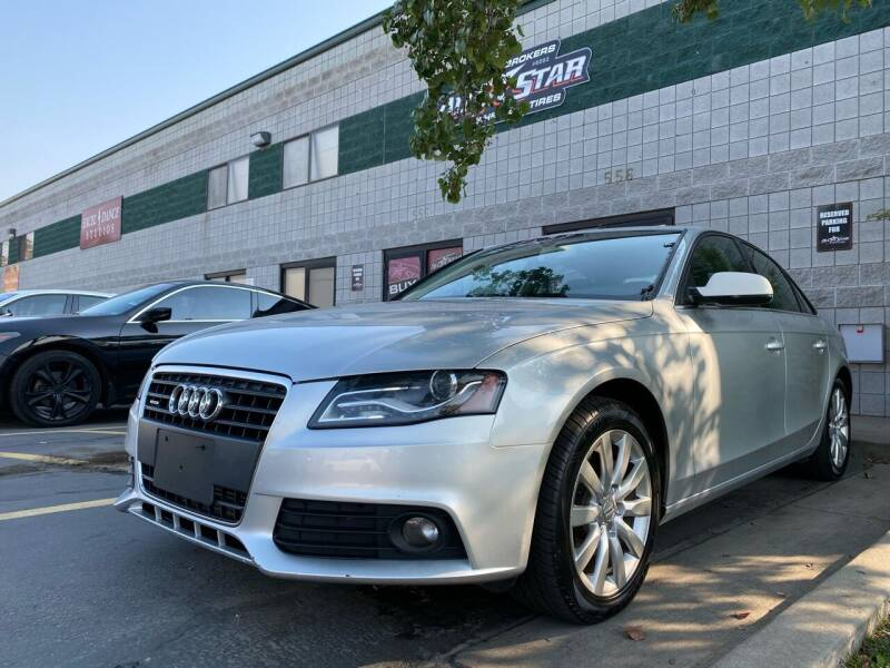2011 Audi A4 for sale at All-Star Auto Brokers in Layton UT