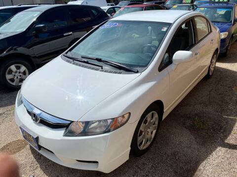 2011 Honda Civic for sale at 5 Stars Auto Service and Sales in Chicago IL