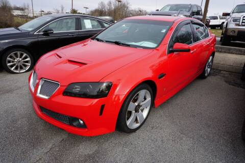 2009 Pontiac G8 for sale at Modern Motors - Thomasville INC in Thomasville NC
