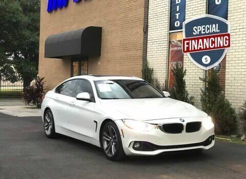 2015 BMW 4 Series for sale at Auto Imports in Houston TX