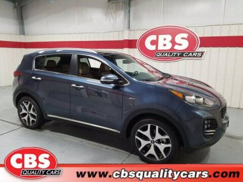 2017 Kia Sportage for sale at CBS Quality Cars in Durham NC
