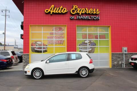 2006 Volkswagen GTI for sale at AUTO EXPRESS OF HAMILTON LLC in Hamilton OH