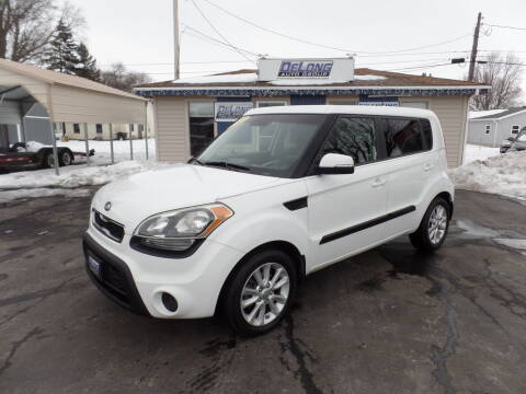 2013 Kia Soul for sale at DeLong Auto Group in Tipton IN