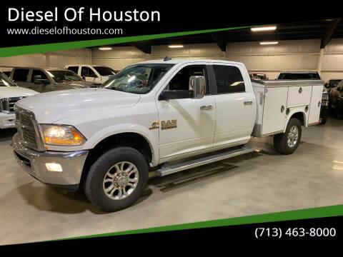 2016 RAM Ram Pickup 3500 for sale at Diesel Of Houston in Houston TX