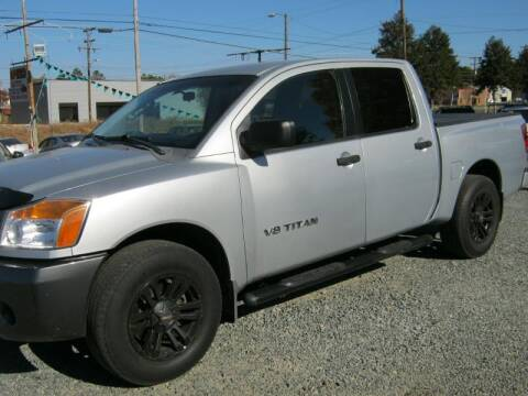 2008 Nissan Titan for sale at Speed Auto Inc in Charlotte NC