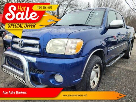 2006 Toyota Tundra for sale at Ace Auto Brokers in Charlotte NC