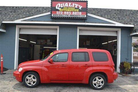 2011 Chevrolet HHR for sale at Quality Pre-Owned Automotive in Cuba MO