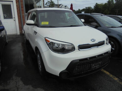 2014 Kia Soul for sale at Washington Street Auto Sales in Canton MA