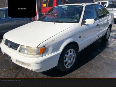 1996 Volkswagen Passat for sale at MAX ALLEN AUTO SALES in Chicago IL