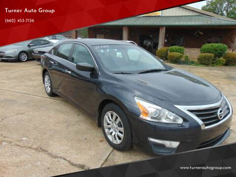 2015 Nissan Altima for sale at Turner Auto Group in Greenwood MS