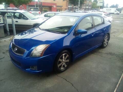 2011 Nissan Sentra for sale at Payless Car & Truck Sales in Mount Vernon WA