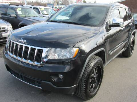 2011 Jeep Grand Cherokee for sale at Express Auto Sales in Lexington KY