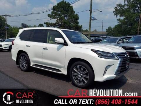 2017 Lexus LX 570 for sale at Car Revolution in Maple Shade NJ