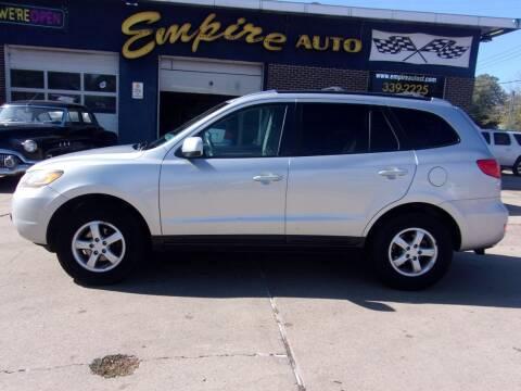 2007 Hyundai Santa Fe for sale at Empire Auto Sales in Sioux Falls SD