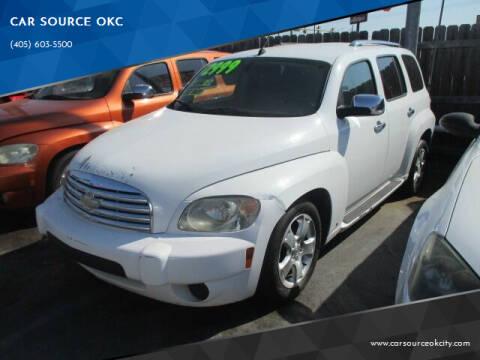 2007 Chevrolet HHR for sale at CAR SOURCE OKC in Oklahoma City OK