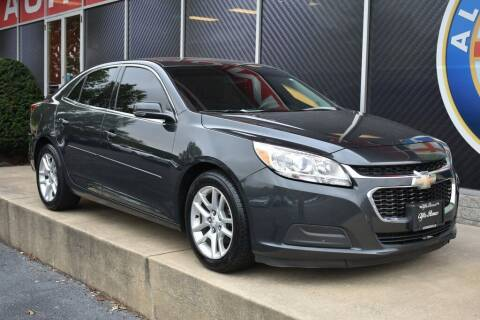 2014 Chevrolet Malibu for sale at Alfa Romeo & Fiat of Strongsville in Strongsville OH