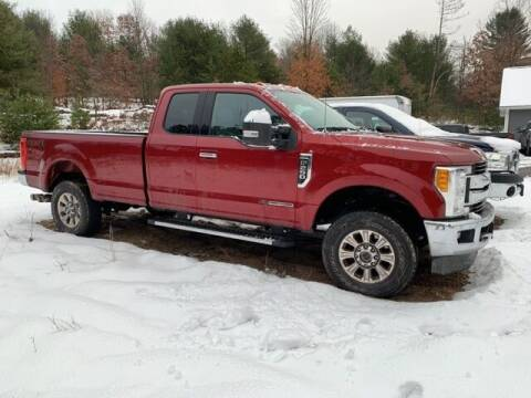 2017 Ford F-250 Super Duty for sale at Drivers Choice Auto & Truck in Fife Lake MI