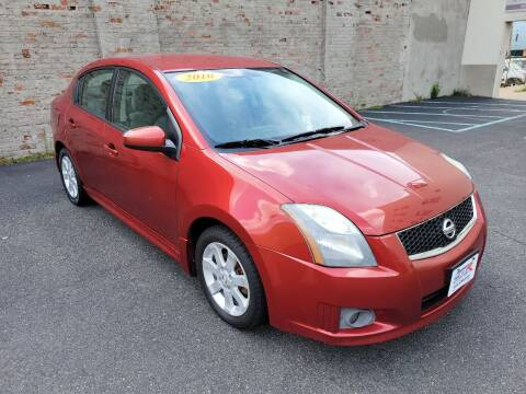 2010 Nissan Sentra for sale at GTR Auto Solutions in Newark NJ
