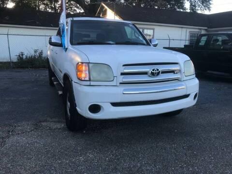2004 Toyota Tundra for sale at Port City Auto Sales in Baton Rouge LA