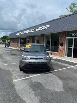 2015 Kia Soul for sale at Jones Automotive Group in Jacksonville NC