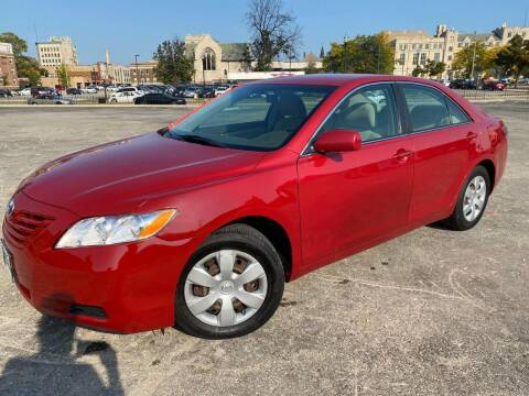 2007 Toyota Camry for sale at Your Car Source in Kenosha WI