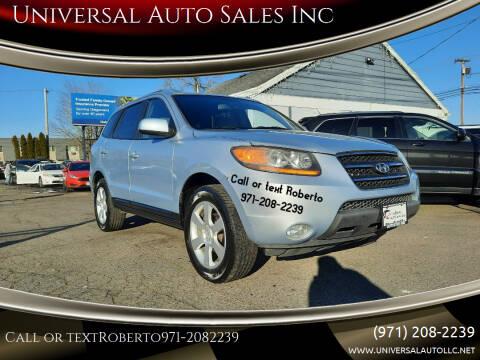 2007 Hyundai Santa Fe for sale at Universal Auto Sales Inc in Salem OR