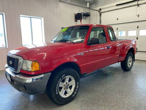 2004 Ford Ranger for sale at Sand's Auto Sales in Cambridge MN