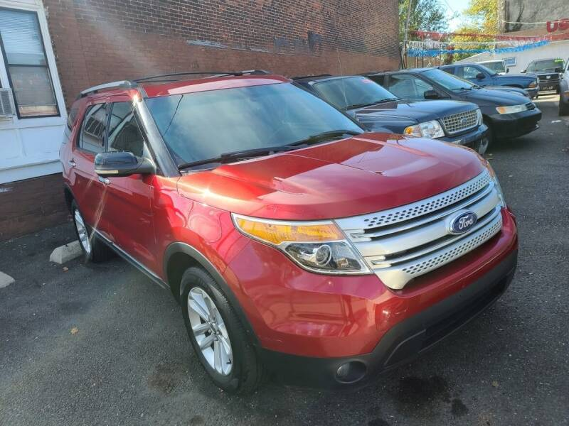 2011 Ford Explorer for sale at Rockland Auto Sales in Philadelphia PA