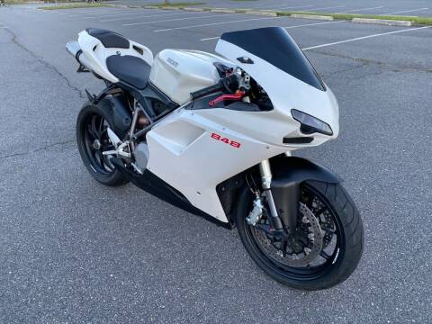 2008 Ducati 848 for sale at Car Match in Temple Hills MD