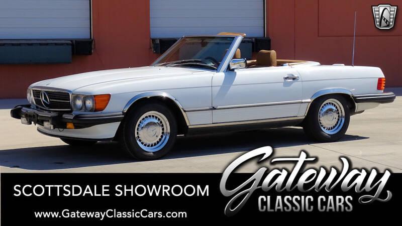 1989 Mercedes-Benz 560-Class for sale in Deer Valley, AZ