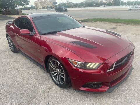2015 Ford Mustang for sale at Austin Direct Auto Sales in Austin TX